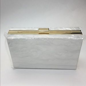 New- Rachel Zoe Box of Style Clutch